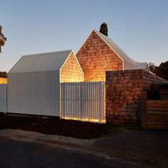 Tower House by Andrew Maynard Architects in Alphington, Victoria, Australia