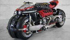 Lazareth LM 847: um quadriciclo de 476 cv com motor V8 da Maserati