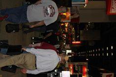 Guests stroll into the 2012 PRI.
