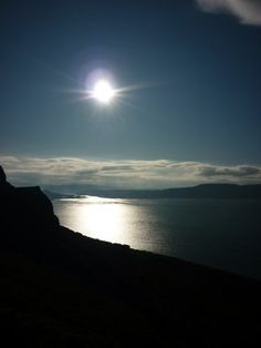 Taken from the Great Orme, Llandudno, North Wales one very cold November day