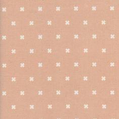 Cotton + Steel Basics - XOXO (Ballet) : Crimson Tate :: Modern Quilter