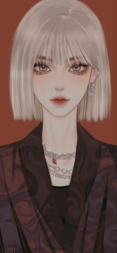 Manga Anime Girl, Cool Anime Girl, Beautiful Anime Girl, Manga Art, Pretty Art, Cute Art, Lizzie Hearts, Arte Do Kawaii, Kawaii Illustration