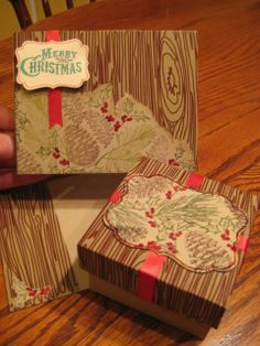 Cool—decorative gift boxes❣ Decorative Tape in Action