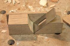Hand plane DIY blog #1: Hand plane DIY convex (Krenov style) - by mafe @ LumberJocks.com ~ woodworking community
