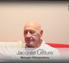 #basketbelgium #Eurobasket2015: l'interview de Jacques Ledure, manager des #BelgianLions - vidéo