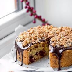 Ciasto arbuz | Moje Wypieki Sour Cherry, Tiramisu, Banana Bread, Sweet Tooth, Recipies, Sweets, Ethnic Recipes, Cherries, Cakes