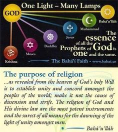 Sony Crystal - Google+  The Bahai Faith is the only religion on Earth that also believes in Moses, Jesus Christ, Muhammad, Buddha & Krishna.
