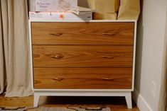 Reader Showcase: MJFausts Steppe 6 Drawer Dresser with Only 3 Drawers | The Design Confidential