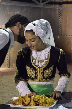 Technopolis,Athens 2014 Festival of Crete's Tradition Folk Costume, Costumes, Greek Culture, Folk Dance, Folk Fashion, Greek Clothing, People Of The World, Armenia, World Cultures