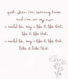 Dermot Kennedy | lyric love. | Lyrics, Quotes, Song Lyrics