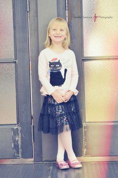 Children Photography - Rosemount Minnesota Photographer - Jennifer Swanson Photography - Girl - Mall of America