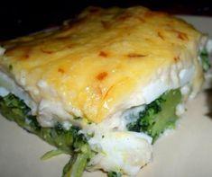Csőben sült brokkoli Recept képpel - Mindmegette.hu - Receptek Diabetic Recipes, Diet Recipes, Food And Drink, Chicken, Dinner, Cooking, Kitchen, Funny, Dining