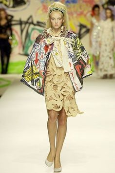 Vivienne Westwood Spring/Summer 2007 Ready-To-Wear Collection | British Vogue