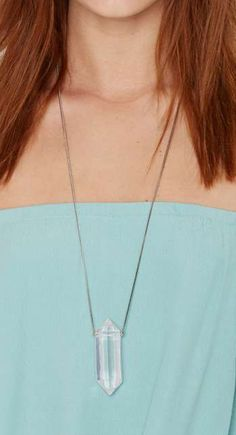 Magic Maven Crystal Necklace