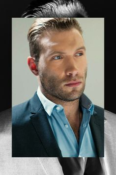Jai Courtney. Could not take my eyes off of him in Divergent.