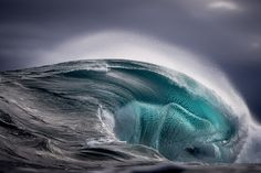 pinterest.com/fra411 #ocean - Sea Monster - by Ray Collins