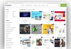 BeTheme - Responsive Multi-Purpose WordPress Theme Html Website Templates, Grid Layouts, Party Lights, Premium Wordpress Themes, Most Popular, As You Like, Purpose, Ads, Management