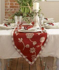 Le belle tavole di Natale in Stile Shabby - Il blog italiano sullo Shabby Chic e non solo