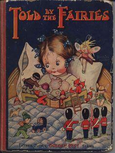 "Beatriice Mallett, ""TOLD BY THE FAIRIES"", Raphael Tuck & Sons Ltd."