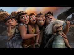 THE CROODS - Official Trailer 2 #mevideosta
