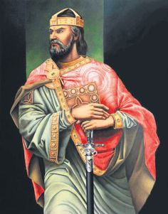 Heraclius, was Byzantine Emperor from 610 to 641. He was responsible for introducing Greek as the Eastern Empire's official language. His rise to power began in 608, when he and his father, Heraclius the Elder, the exarch of Africa, led a revolt against the unpopular usurper Phocas. His reign was marked by several military campaigns. The Persian king Khosrau II was overthrown and executed by his son Kavadh II, who soon sued for a peace treaty, agreeing to withdraw from all occupied…