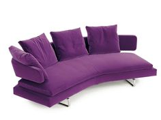 Upholstered fabric sofa ARNE | Sofa - B&B Italia