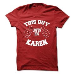 Awesome Tee KAREN Collection: Valentine version T shirts