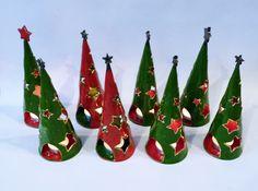 Ceramics Christmas trees