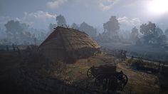 #witcher3 #cdprojektred #landscape #art #beautiful #moment #love #pic #ambience