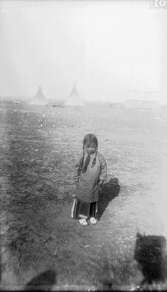 Arapaho boy – 1892