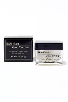 """#HNGM Detox Mineral Masque - Clay-based.Improves skin evenness and luminosity. Repairs oxidative damage. Supports metabolic functioning. Featured in Natural Health magazine as a """"holiday detox"""" remedy. This unique formula draws out dirt and impurities and pore-clogging oil, while strengthening the epidermis. When used on a weekly basis, it evens skin tone and enhances luminosity. It also repairs oxidative damage and supports metabolic functioning of the skin."""