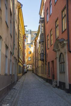 Stockholm is a city that stole my heart from the first minute I stepped off the cruise ship. It's a city where I would happily return any time, so I'd like to tell you what you can do to have a great time in the capital of Sweden.