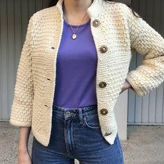 Vintage Louisa Spagnoli Shirt in color iris. Louisa Spagnoli, Donate To Charity, Iris, Shirt, Sweaters, Clothes, Vintage, Color, Fashion