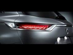 DS 7 Crossback I Salón del Automóvil de Ginebra 2017