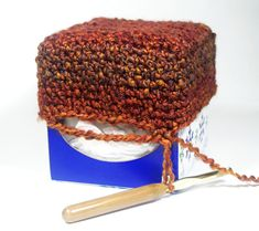 """I think some of y'all are thinking really far ahead for the holidays and already asking me to re-post the turkey tissue box cozy pattern :). I like your style! """"In my family's house, ho…"""