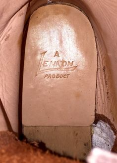 William Lennon boots