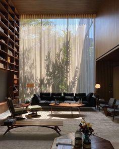 Dream Home Design, Home Interior Design, Interior Architecture, Dream Rooms, House Rooms, Room Decor, Interiors, Living Room, Living Spaces