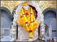 ***Sai Baba Quotes*** Man learns through experience, and the spiritual path is full of different kinds of experiences. He will encounter many difficulties and obstacles, and they are the very experiences he needs to encourage and complete the cleansing process.  #Saibaba #Quotes #Hinduism #Templefolks