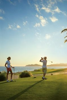 Cabo Real Golf Course is a picturesque and diverse Cabo San Lucas, Mexico golf course.