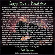 Every time I hold you poem Love Poems For Him, Love Quotes For Him Romantic, Love Quotes For Her, Love Yourself Quotes, Romantic Memes, Bonnie And Clyde Quotes, My Everything Quotes, Romantic Love Letters, Letter For Him