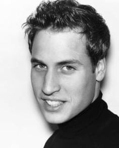 Prince William official portrait on his 21st Birthday by Mario Testino who had photographed his mother Princess Diana the Princess of Wales.