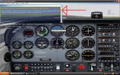 Helpful information about how to use a flight simulator for training