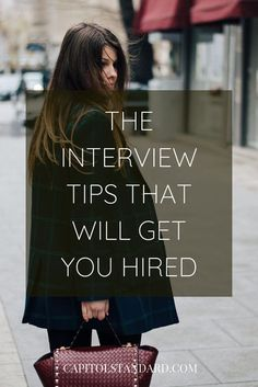 incredible guide for interviews is perfect for any professional who is trying to upgrade their career or get started on their professional journey. These are helpful tips that will serve as a perfect guide for your interview. Job Interview Answers, Job Interview Preparation, Job Interview Tips, Job Interviews, Interview Outfits, Interview Dress, Career Help, Career Advice, Scrappy Quilts