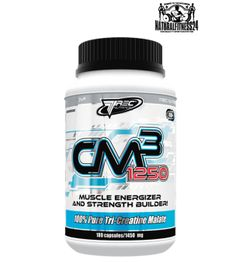 Trec Nutrition CM3 Creatin Malat Kreatin (0,08EUR/Kapsel)  | bestellen