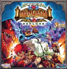 Super Dungeon Explore is an RPG-inspired miniatures, card, and dungeons & dragons style board game the whole family (of nerds) can enjoy. Anime Style, Dungeon Boss, Dwarf Fighter, Arcade Table, Arcadia Quest, Elf Ranger, Fantasy Heroes, Final Fantasy, Dark City