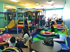 Indoor Play Areas ~ Worlds of Wow Blog