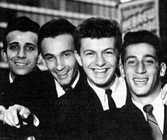 Mastrangelo sang the Bass parts, Milano the second tenor, DiMucci did lead vocals and D'Aleotle falcetto.