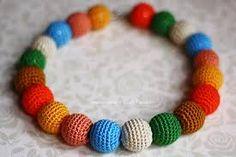 Rezultat iskanja slik za crochet necklace
