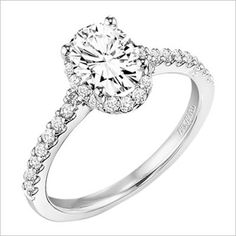 15 Gorgeous Oval Cut Engagement Rings