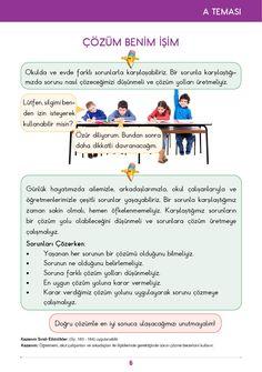 3. Sınıf Konu Anlatım Hayat Bilgisi Bilgi Kutusu Books, Libros, Book, Book Illustrations, Libri